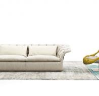 Итальянская мягкая мебель MOROSO диван BOHEMIAN