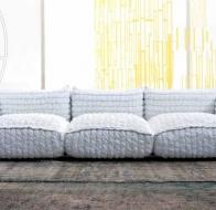 Итальянская мягкая мебель MOROSO диван PAPER CLOUD