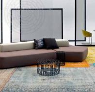 Итальянская мягкая мебель MOROSO диван RIFT