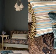 Коллекция интерьерного текстиля Mulberry Home