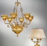 Итальянские люстры и светильники NERVILAMP