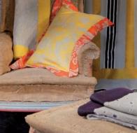 Французская текстильная компания NOBILIS коллекция Influences