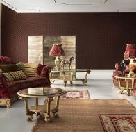 Итальянская мягкая мебель PAOLO LUCCHETTA