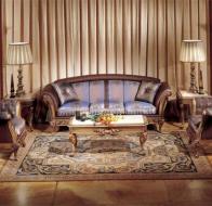 Итальянская мягкая мебель PAOLO LUCCHETTA  диван Airton