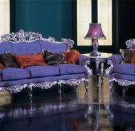 Итальянская мягкая мебель PAOLO LUCCHETTA  диван Dream1