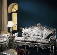 Итальянская мягкая мебель PAOLO LUCCHETTA  диван Florence