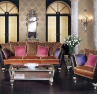 Итальянская мягкая мебель PAOLO LUCCHETTA  диван Summer