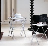 Итальянская мебель Porada кофейный столик Lescano