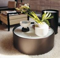 Итальянская мебель Porada кофейный столик Bubble