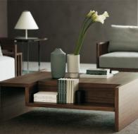 Итальянская мебель Porada кофейный столик Cahier