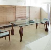 Итальянская мебель Porada стол Four