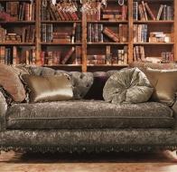 Итальянская мягкая мебель Provasi диван Catherine