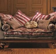 Итальянская мягкая мебель Provasi диван Divano 2 posti