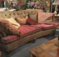 Итальянская мягкая мебель Provasi диван Vintage