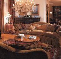 Итальянская мягкая мебель Provasi диван Jennifer