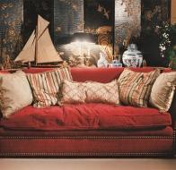 Итальянская мягкая мебель Provasi диван Julia