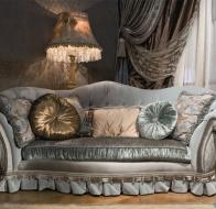Итальянская мягкая мебель Provasi диван Lucy