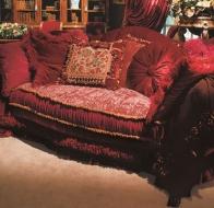 Итальянская мягкая мебель Provasi диван Lucy wine