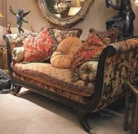 Итальянская мягкая мебель Provasi диван Penelope