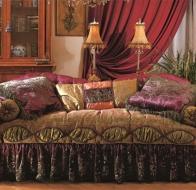 Итальянская мягкая мебель Provasi диван Sandra