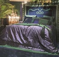Итальянская мебель для спальни Provasi кровать Completo Milano