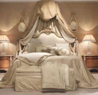 Итальянская мебель для спальни Provasi кровать Duchesse Milano