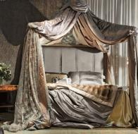 Итальянская мебель для спальни Provasi кровать Jackie Milano