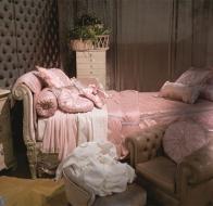 Итальянская мебель для спальни Provasi кровать Marie