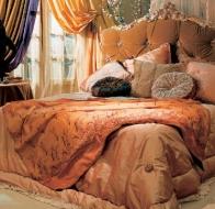 Итальянская мебель для спальни Provasi кровать Roses