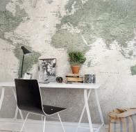 Коллекция обоев Rebel Walls Maps