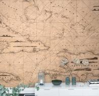 Коллекция Maps от Rebel Walls