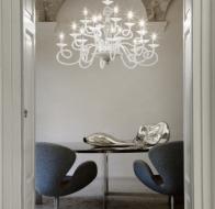 Итальянские люстры и светильники RENZO DEL VENTISETTE