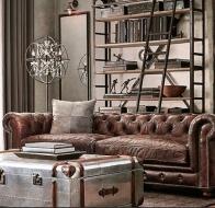 Американская мебель Restoration Hardware