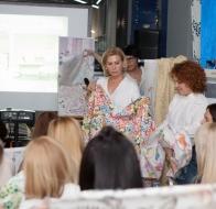 Презентация испанских тканей Rioma в Decoration Club