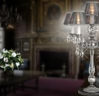 Испанские люстры и светильники Riperlamp