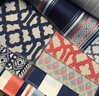 Новинки в коллекциях тканей бренда Saum&Viebahn 2017 года