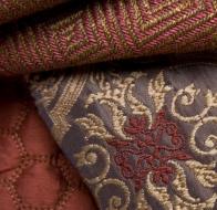 Интерьерный текстиль Silvera  коллекция Vervain