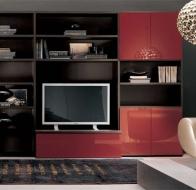 Итальянская мебель SMA Mobili современная гостиная Avantgarge