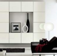 Итальянская мебель SMA Mobili современная гостиная Step