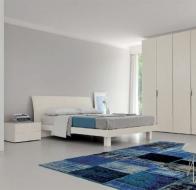 Итальянская мебель SMA Mobili современная спальня Cover кровать Orion