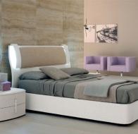Итальянская мебель SMA Mobili современная спальня Drop кровать Evita