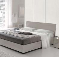 Итальянская мебель SMA Mobili современная спальня Glast кровать Karisma