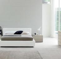 Итальянская мебель SMA Mobili современная спальня Net кровать Lido