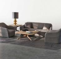 Итальянская мягкая мебель Smania современная коллекция Beyonde-11