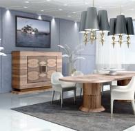 Smania Master Mood - столовые в современном стиле