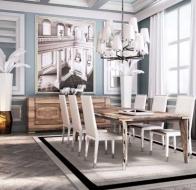 Smania Master Mood - столовые в стиле модерн
