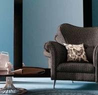 Итальянская мебель Creazioni кресло Peppino
