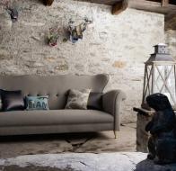 Итальянская мебель Creazioni диван Peppino