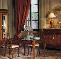 Итальянская столовая Stilema классическая коллекция Ginevra 700
