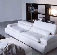 Итальянская мягкая мебель SWAN ITALIA коллекция PALOMBA  диван CUBIK